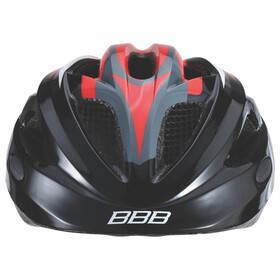 BBB Hero Flash Star BHE-48 Helm rot